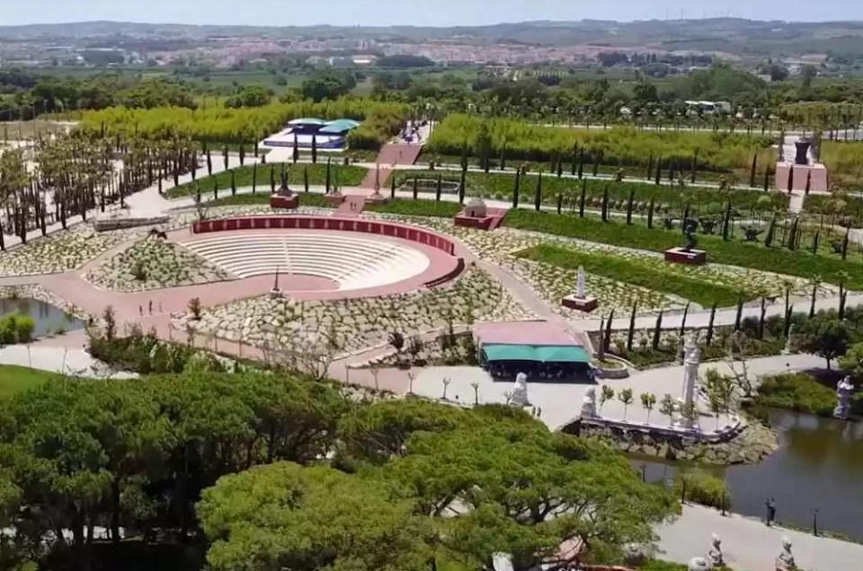budha park eden portugal