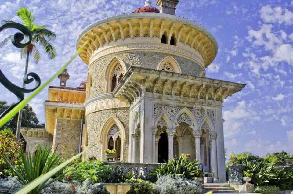Monserrate palace