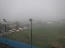 You can't even see the end of the soccer field