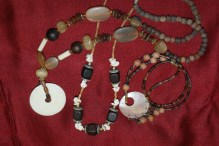 my oldest necklaces