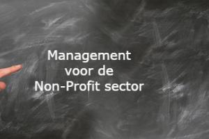 Opleiding Management voor de Non-Profit sector
