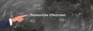 Opleiding Persoonlijke effectiviteit