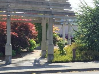 Entrance Memorial Garden