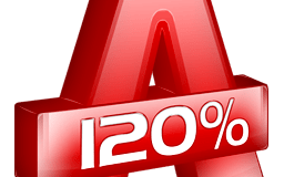 Download Alcohol 120% Free burning software