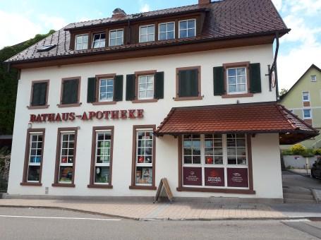 Rathaus-Apotheke St. Georgen