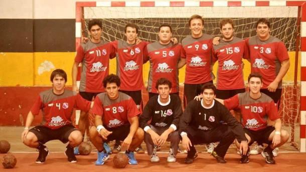 Handball Casino masculino. Cat Junior