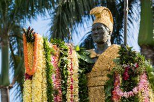 King Kamehameha Image