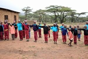 Global Partners Brethren Foundation Schoolchildren