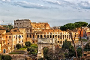 Coliseum Rome Pixabay CC 2.0