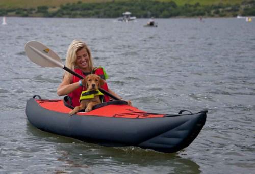 Innova Swing on the water