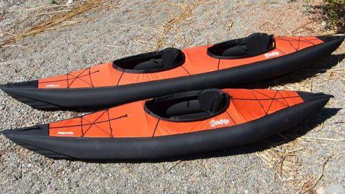 Swing I and II Inflatable Kayaks