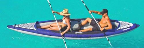 Columbia Two Inflatable Kayak