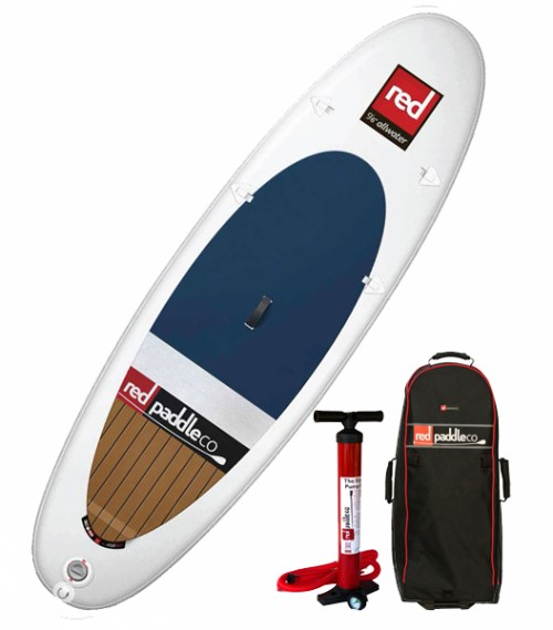 2014 Red Air Allwater 9-6 Inflatable SUP