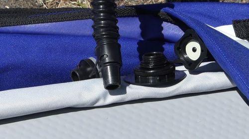 Boston valve adaptor
