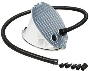 Packlite Bellows foot pump