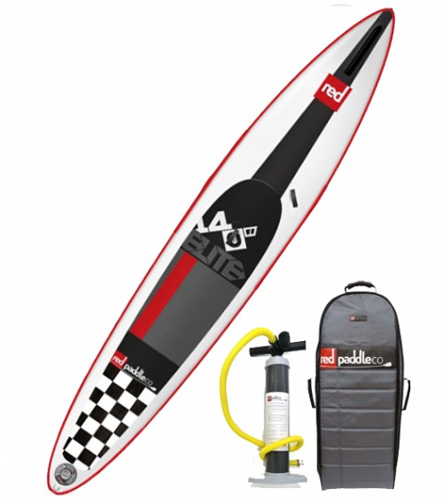 2015 Red Paddle Co Elite 14-0 Inflatable SUP