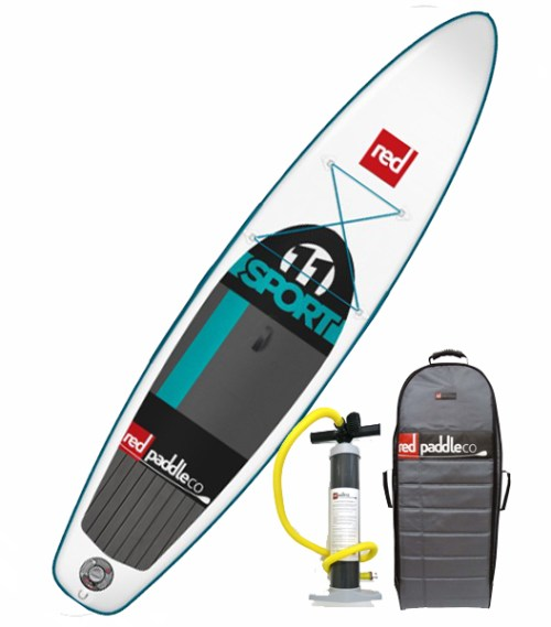 2015 Red Paddle Co Sport 11-0 Inflatable SUP