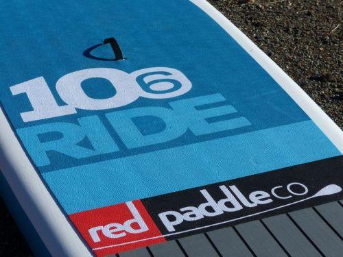 Closeup Ride 10-6 Graphics