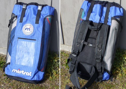 Rugged backpack carrying case