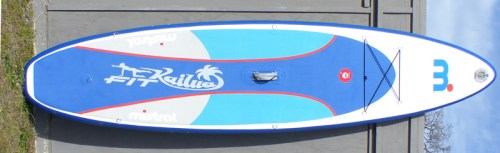 Mistral Kailua Fit 11-5 Inflatable SUP