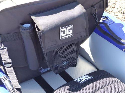 Back of ProFormance seat.