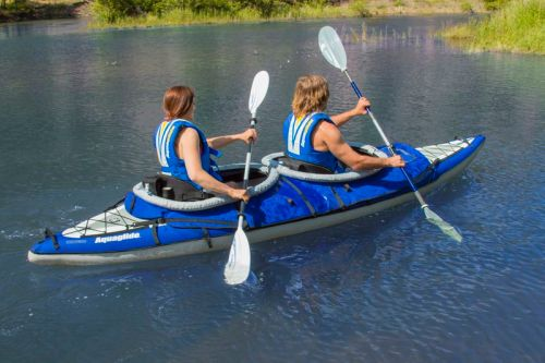 AquaGlide Double Deck for the Columbia & Chelan Tandem Kayaks