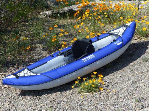 AquaGlide Chinook XP One inflatable kayaks