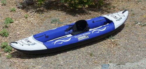 Island Voyage II inflatable kayak from Advanced Elements