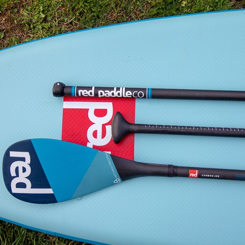 Red Paddle Co Carbon 100 Breakdown Paddle