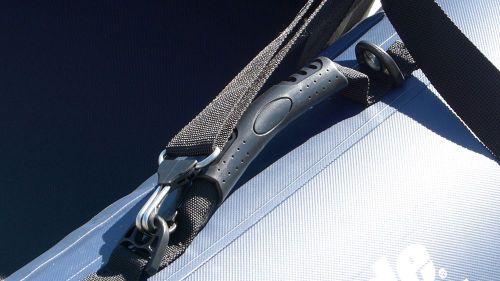 D-rings, side handles