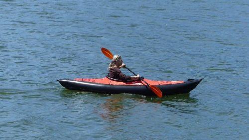 Innova Swing LN on the water