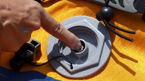 Military valve