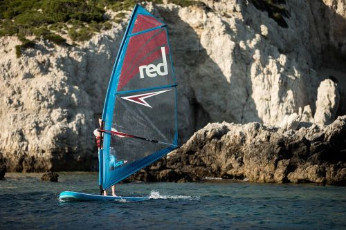 New Windsurf sails from Red Paddle Co