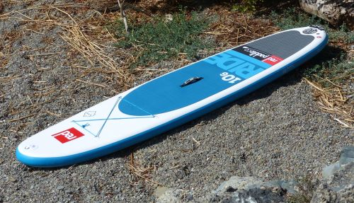 Red Paddle Co Ride 10'6 Inflatable MSL SUP