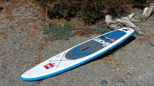 Red Paddle Co Sport 11-3 Inflatable SUP