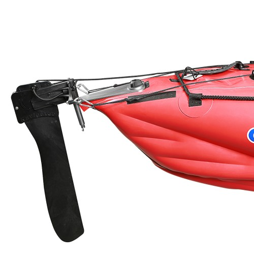 Seawave rudder