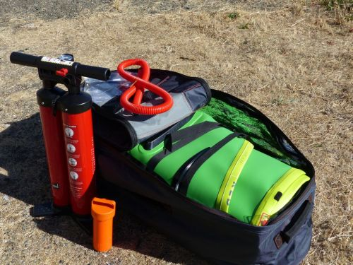 What's inside the Roller Backpack