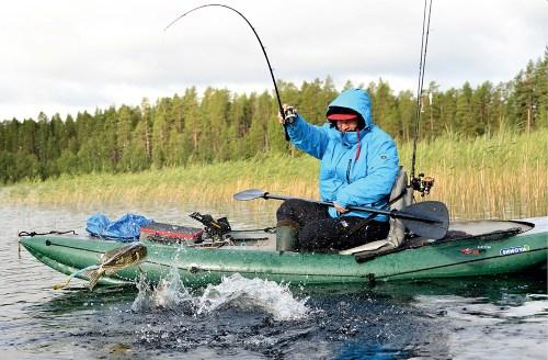 Innova 2019 Halibut Fishing Kayak