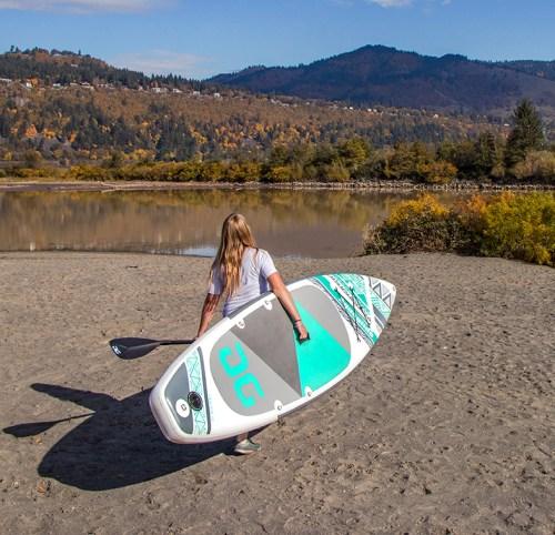 AquaGlide Cascade 10 Inflatable SUP