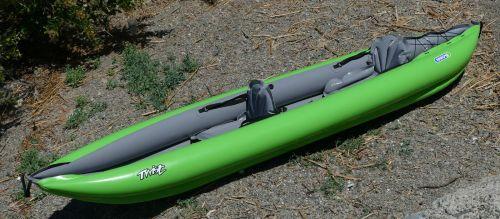 The Innova Twist 2N inflatable kayak