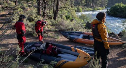 AquaGlide's new 2020 inflatable kayaks