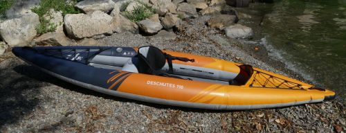 AquaGLide Deschute 110 Inflatable Kayak