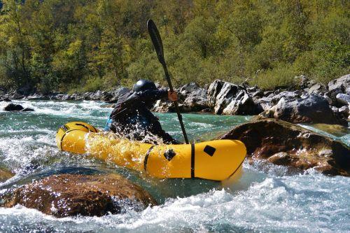 Kokopelli Nirvana Inflatable Packraft