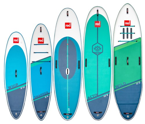 2021 Red Paddle Specialty Boards