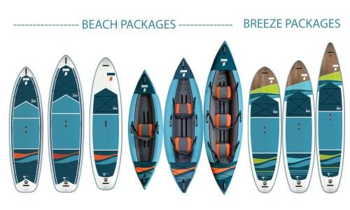 2021 Tahe Outdoors Inflatable Kayak & SUP