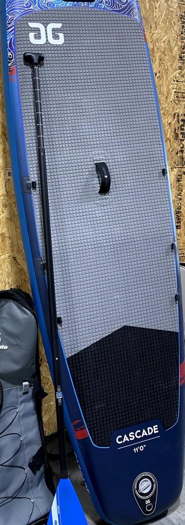 Cascade 11 EVA Deck Close Up