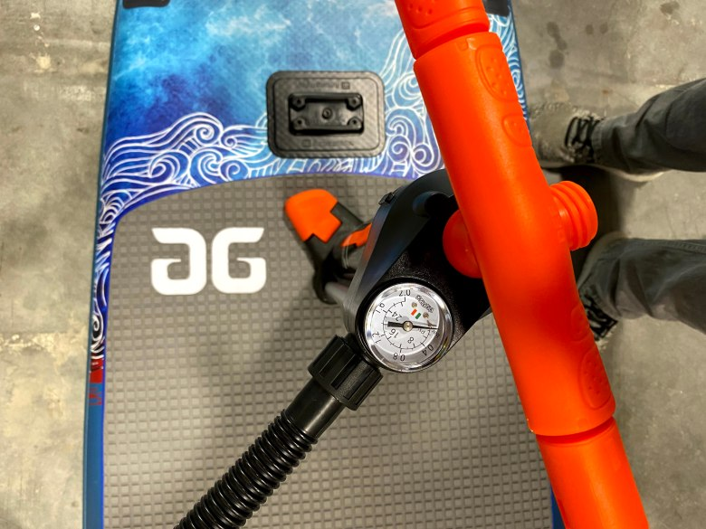 AG Cascade 11 Pump