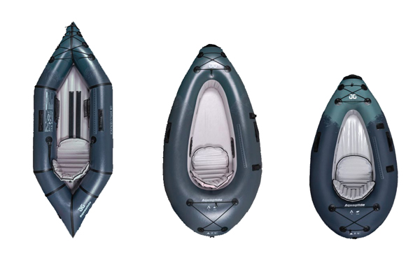 Aquaglide Backwoods Inflatable Series