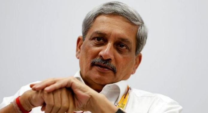 Goa CM Manohar Parrikar Chaired First Meeting of Mopa Airport Development Authority Today: Chief Minister's Office, Govt of Goa