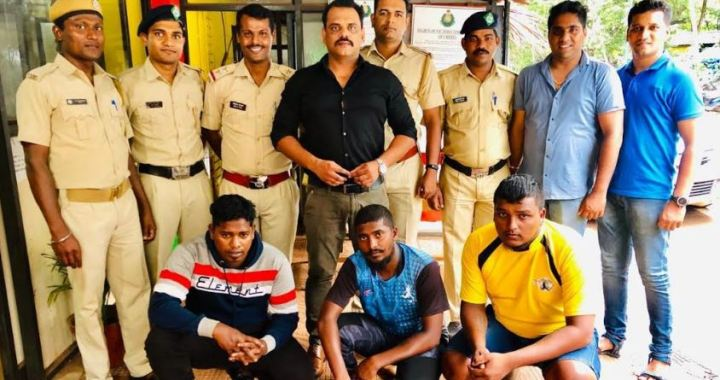 03 ARRESTED IN OLD GOA ATTEMPT TO MURDER CASE